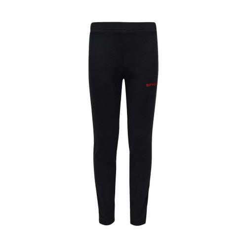 Pantaloni Copii Spyder Fleece Negru