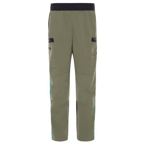 Pantaloni Drumetie Barbati The North Face Steep Tech Pant Burnt Olive Green/Ever Green Regular