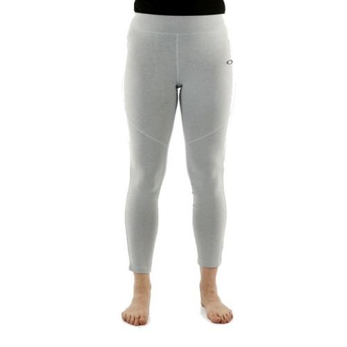 Pantaloni First Layer Ski Femei Oakley Femei's Base Leggings Light Grey (Gri)