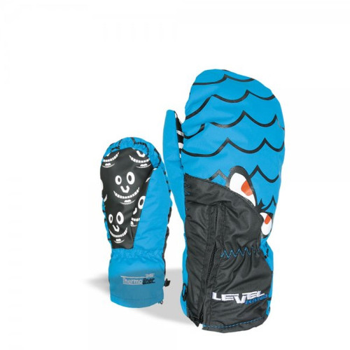 Manusi Ski Copii Level Lucky Mitt Royal (Multicolor)
