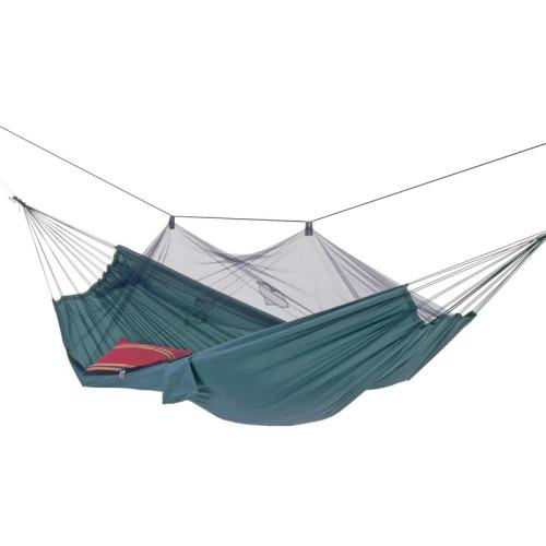 Hamac Camping Amazonas Moskito Traveller - Green