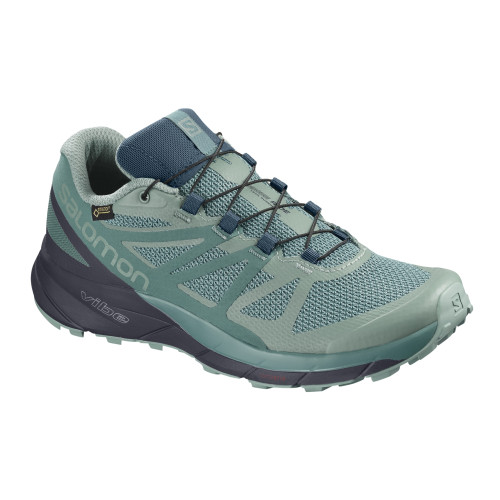 Pantofi Alergare Salomon Sense Ride Gore-Tex Invisible Fit Femei