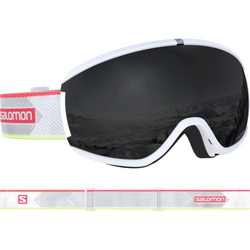 Ochelari Ski Salomon Ivy White Coral / Solar Black Femei