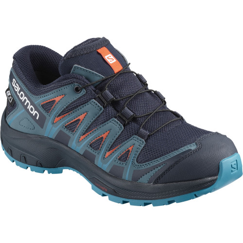 Pantofi Alergare Salomon Xa Pro 3D ClimaSalomon Waterproof Junior