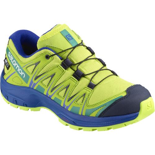 Pantofi Alergare Salomon Xa Pro 3D ClimaSalomon Waterproof Junior