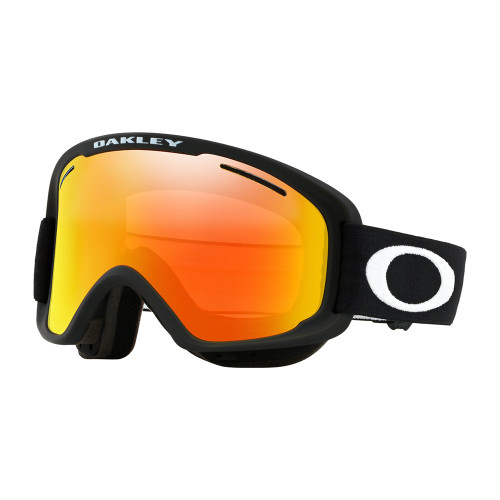 Oakley Ochelari Ski O Frame 2.0 Pro XM Matte Black Fire Iridium Femei Negru