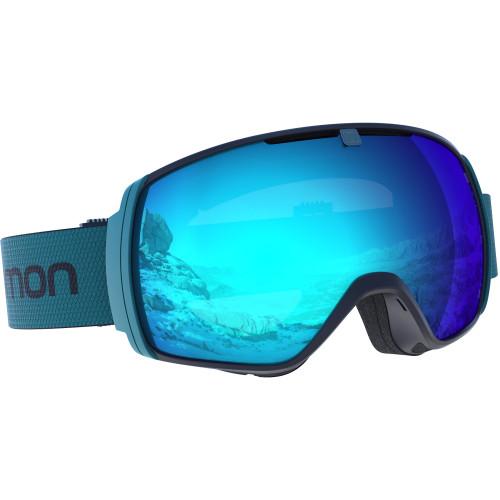 Ochelari ski Salomon Xt One Hawaian Surf / Universal Mid Blue
