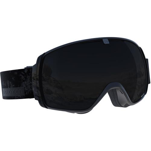 Ochelari Ski Salomon Xt One Black Tie & Ye / Solar Black