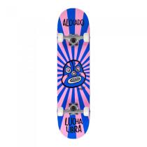 Skateboard Copii Enuff Lucha Libre Mini/Blue 29.5x7.25 inch Multicolor