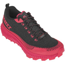Pantofi Alergare Femei Scott Supertrac Ultra Rc Black / Pink