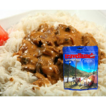 Travellunch Aliment instant Beef Stroganoff 125g 50133 E