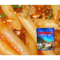 Travellunch Aliment Pasta with Napoli Tomato Sauce 125g 50144 E vegetarian