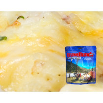 Travellunch Aliment  Mashed Potatoes, with Ham and Leek 125g  50157 E