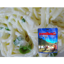 Travellunch Aliment instant Pasta in Creamy Souce with Herbs 125g 50151 E vegetarian