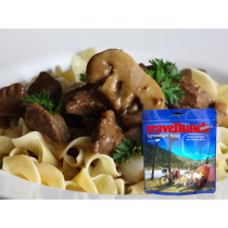 Travellunch Aliment Beef, Nudle and Mushroom 125g 50135 E