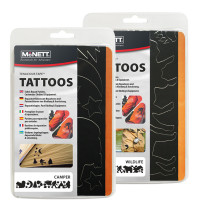 Petece raparatii McNett Tattoos
