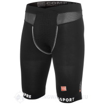 Colanti Alergare Compressport Run Short Barbati
