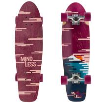 "Cruiser Mindless Longboards Sunset Burgundy 28""/71cm"