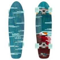 "Cruiser Mindless Longboards Sunset Green 28""/71cm"