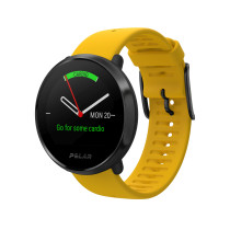 Ceas Polar Ignite Gps Yellow/Black M/L Wrist HR