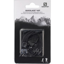 Siret Salomon Quicklace Kit Black Universal