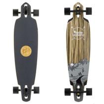 Longboard Mindless Longboards Lakota DT IV 40 inch/76cm Bej