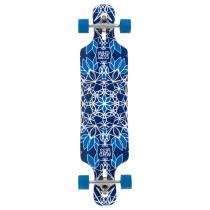 """Longboard Mindless Longboards Sanke III blue 39""""/99cm"""