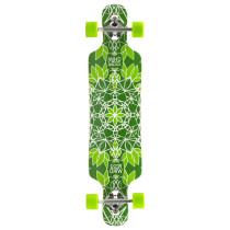 """Longboard Mindless Longboards Sanke III green 39""""/99cm"""