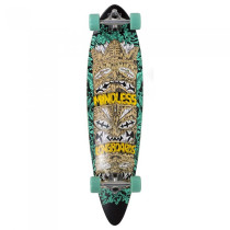 Longboard Mindless Longboards Tribal Rogue IV 38 inch/96cm Verde