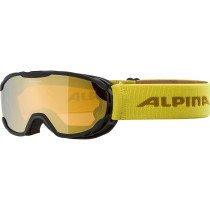 Ochelari Schi si Snowboard Alpina Pheos JR HM black curry/gold