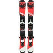 Skiuri cu Legaturi Copii Rossignol HERO PRO TEAM4 GW Muticolor