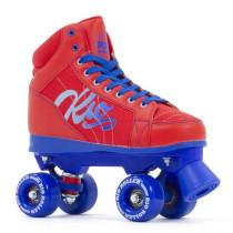 Patine Cu Rotile Copii Rio Roller Lumina Red/Blue (Rosu)