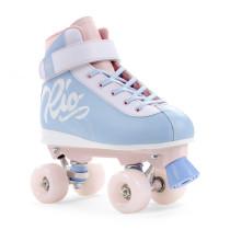 Patine cu rotile Rio Roller Milkshake blue/pink (Bleu)