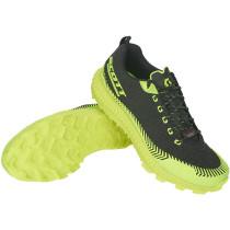 Pantofi Alergare Barbati Trail Scott Supertrac Ultra RC Negru / Galben