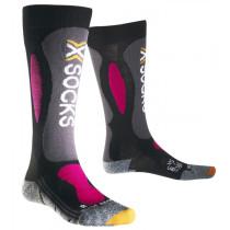 Sosete X-Socks Ski Carving Silver