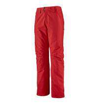Pantaloni Ski Barbati Patagonia Insulated Powder Bowl Pants Fire