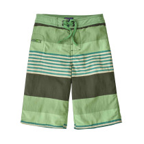 Pantaloni Scurti Casual Copii Patagonia Boys' Wavefarer Boardshorts Multicolor
