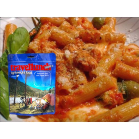 Travellunch Aliment instant Pasta with Olives 125g 50124 E vegetarian