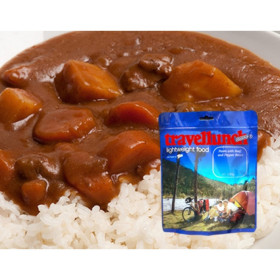 Travellunch Aliment Rice with Beef and Pepper sauce 250g 50249 E