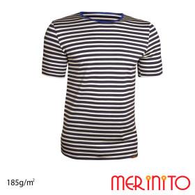Tricou Barbati Merinito 185G 100% Lana Merinos Multicolor