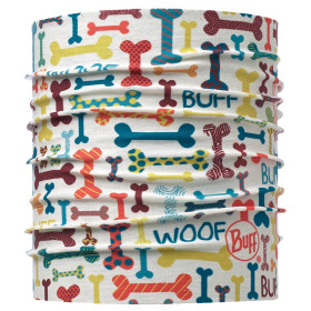 Bandana Buff Dog Woof Multi M/L