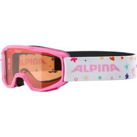 Ochelari Schi si Snowboard Alpina Piney SH rose/rose
