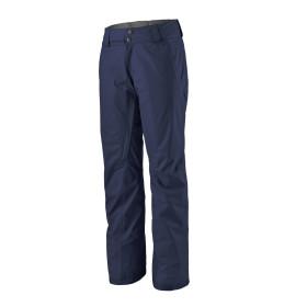 Pantaloni Ski Femei Patagonia Insulated Snowbelle Pants - Reg Classic Navy