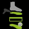 Branturi OrthoMove Marathon 3D Fit